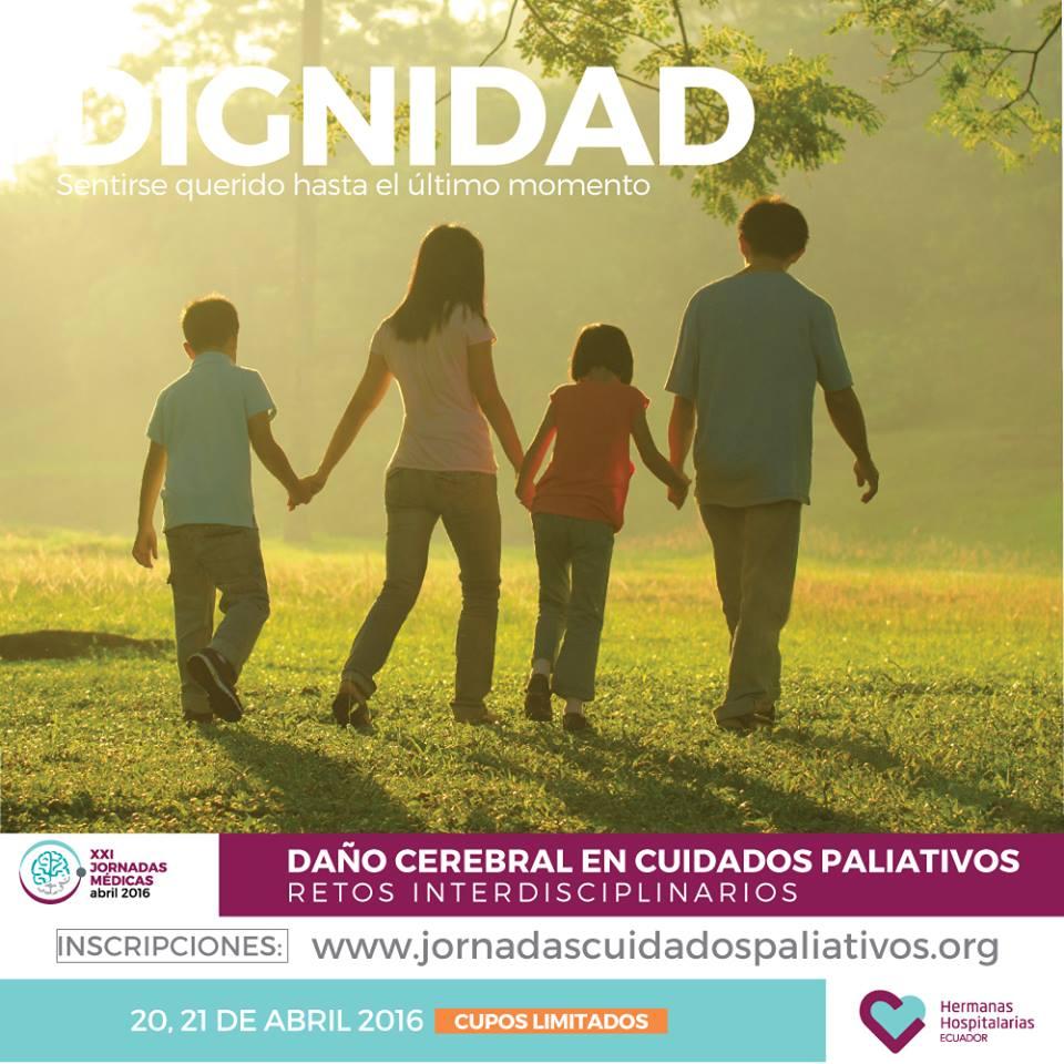 Jornadas de Cuidados Paliativos en Quito